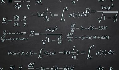 Different equations that are used in calculus