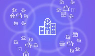 Organisation de réseaux et de systèmes locaux de soins intégrés