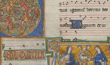 The Book: Books in the Medieval Liturgy