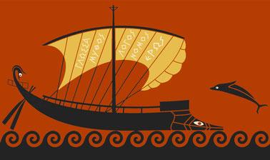 Introducción al griego clásico: lengua, nombres y mitología
