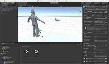 Introduccion Al Desarrollo De Videojuegos Con Unity