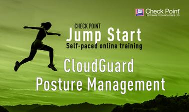Check Point Jump Start: CloudGuard Posture Management