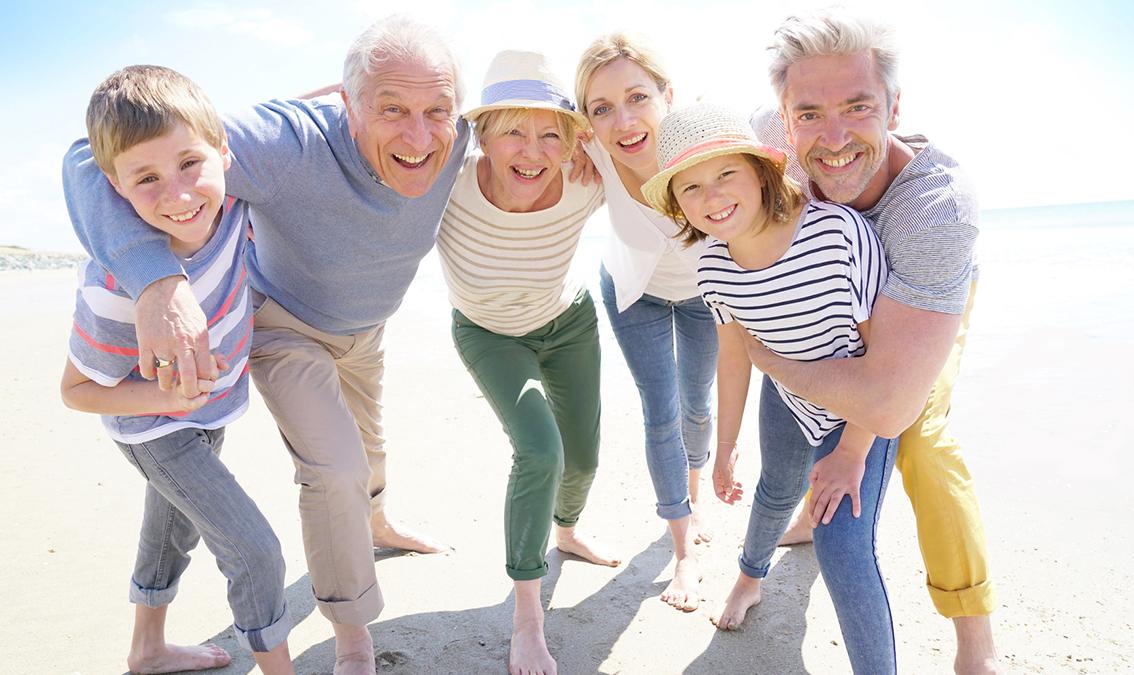 Cómo vivir una vida saludable y activa 8
