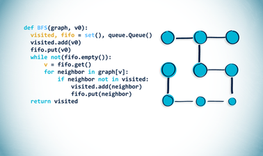 Advanced Algorithmics and Graph Theory with Python