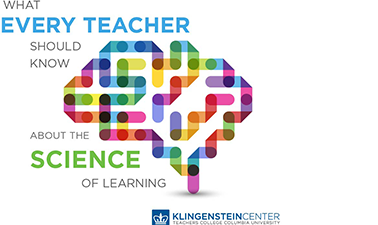 the science of learning what every teacher should know