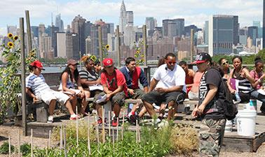 Reclaiming Broken Places: Introduction to Civic Ecology