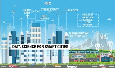 Data Science for Smart Cities