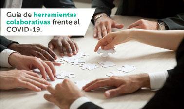 Guía de herramientas para la colaboración empresarial frente al COVID-19