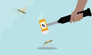 MalariaX: Defeating Malaria from the Genes to the Globe