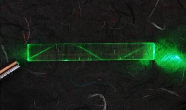 Redes de difracción en comunicaciones ópticas