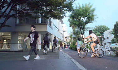 four facets of contemporary japanese architecture: city