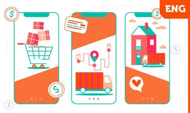 E-commerce logistics and Last Mile