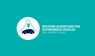 Bayesian Algorithms for Self-Driving Cars