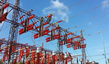Distribución de la energía eléctrica