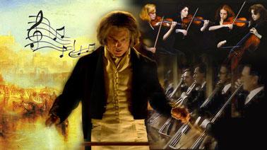 浪漫主义时代的欧洲音乐 European Music in Romantic Period