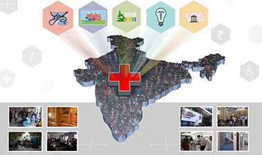 Healthcare in India: Strategic Perspectives