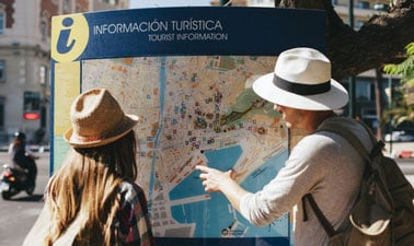 A travel by Spanish America: Spanish for beginners