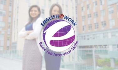 English@Work: Basic Interview Skills