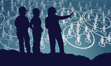 Leadership and Diversity in Mining