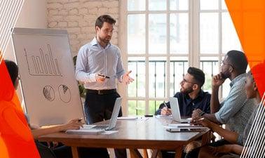 Inglés empresarial para venta, gestión y liderazgo de equipos