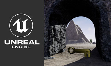 Unreal Engine Interactive 3D: Blueprints, Animation, Audio, & Environments
