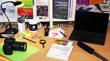 Pratiquer la méthode de recherche en sciences humaines et sociales