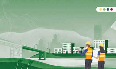 Natural Disaster and Climate Change Risk Assessment in Infrastructure Projects