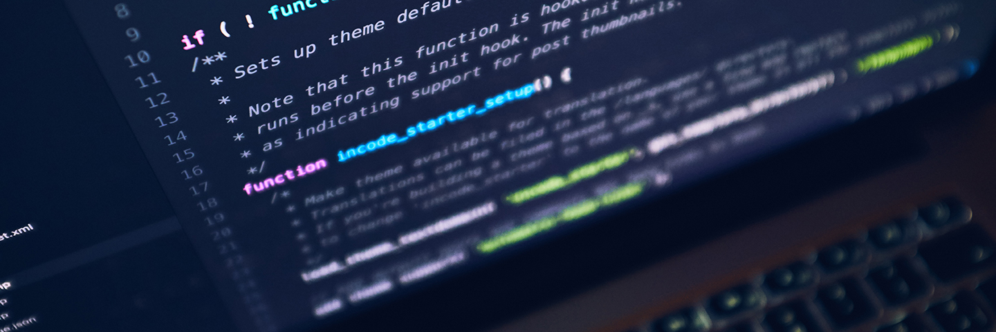 Computer Science for Web Programming