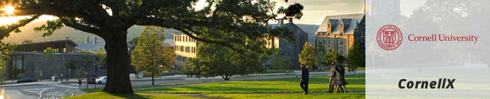 cornell university free online courses