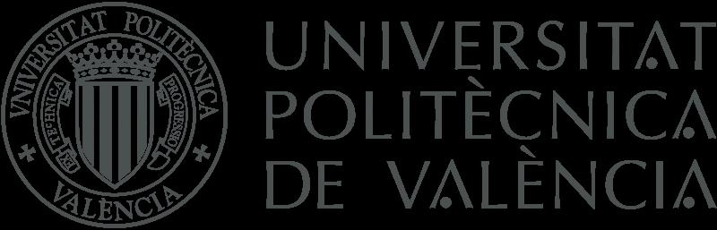 Universitat Politècnica de València  logo