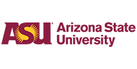 Logo de Arizona State University