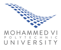 Université Mohammed VI Polytechnique Logo