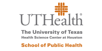 Logo de The University of Texas Health Science Center at Houston (UTHealth) School of Public Health