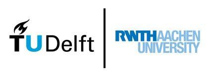 DelftXRWTHx Logo